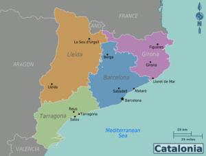 Catalonia-regions-map