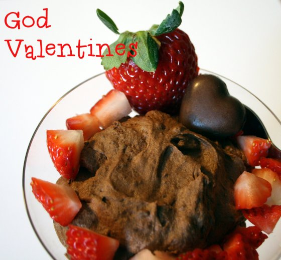 God Valentines!